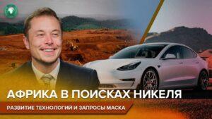 Битва за металл: как Илон Маск спровоцировал никелевую лихорадку в Африке