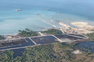 Total планирует как минимум год отсрочки проекта в Мозамбике